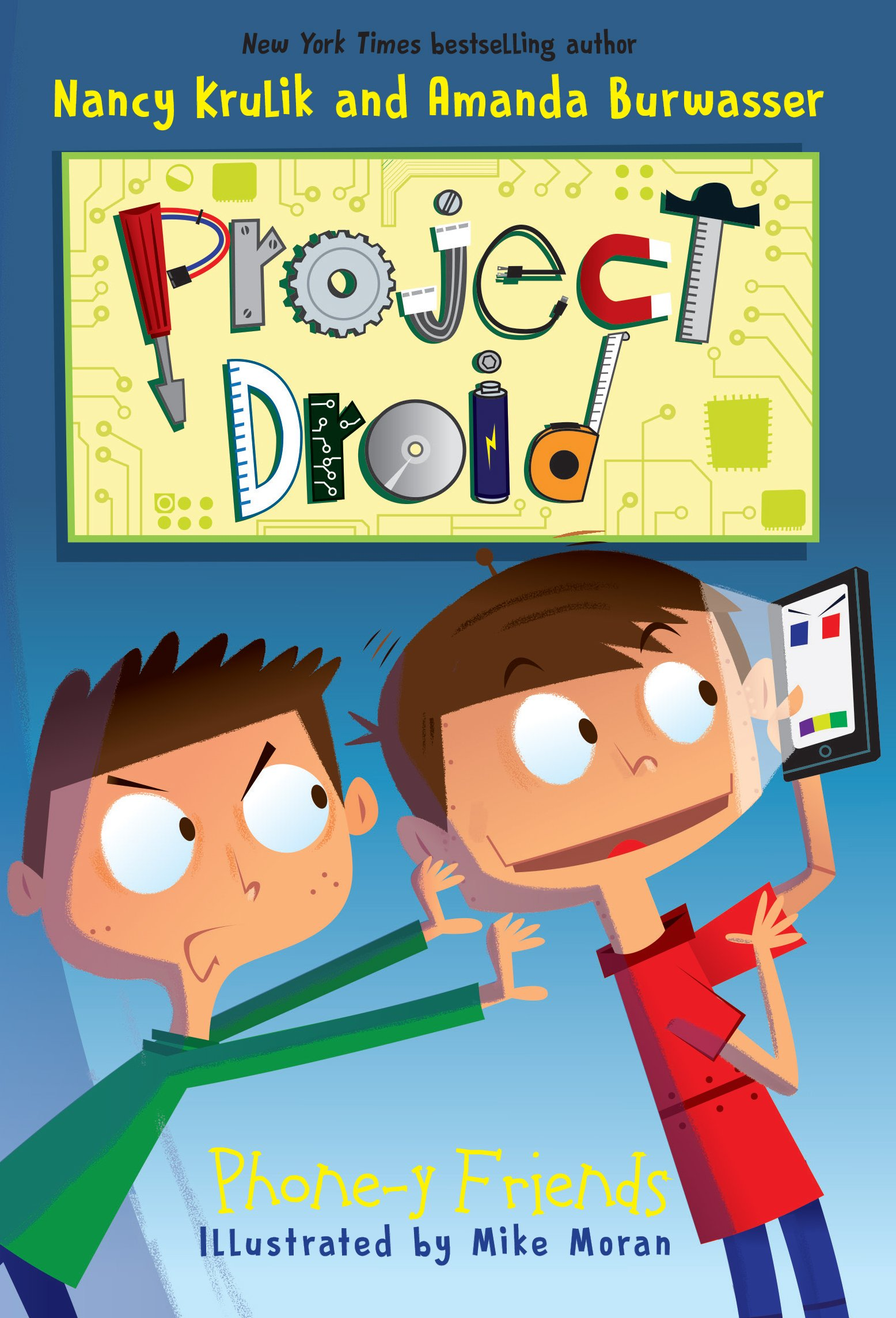 Download Phone-y Friends (Project Droid) PDF