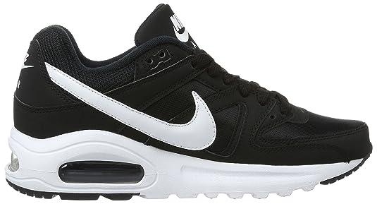 Nike Air Max Command Flex LTR 844346-011, Black (Schwarz/Weiß Weiß), 40 EU