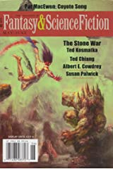 The Magazine of Fantasy & Science Fiction May/June 2016 (The Magazine of Fantasy & Science Fiction Book 130) Kindle Edition