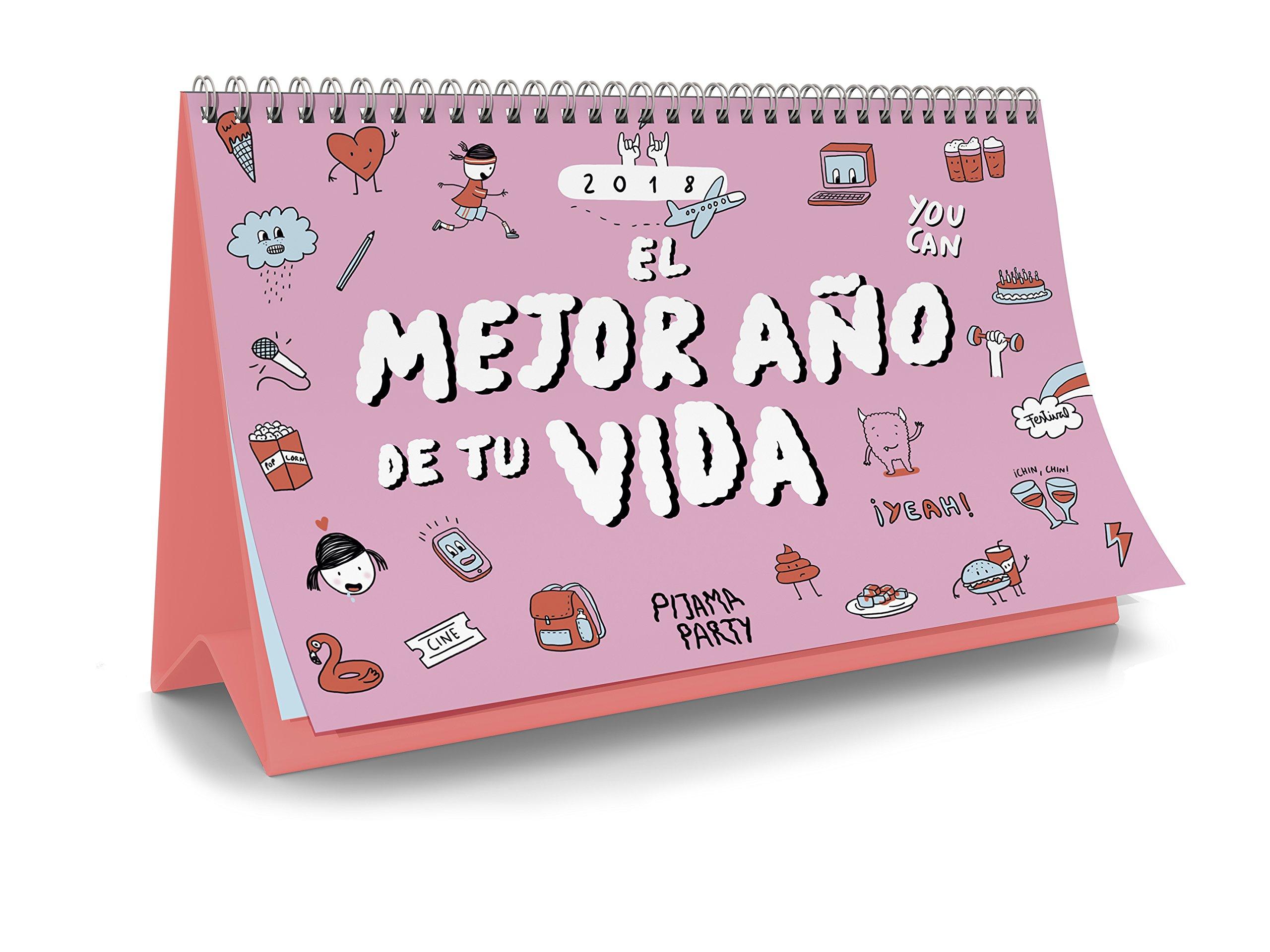 Lyona. Calendario mesa 2018: Amazon.es: Vv.Aa, Vv.Aa: Libros