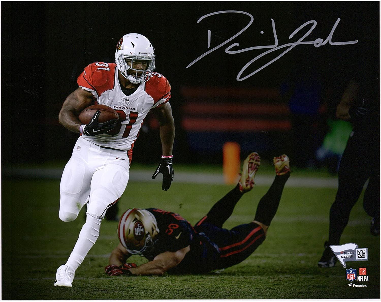 27e48616 David Johnson Arizona Cardinals Autographed 8