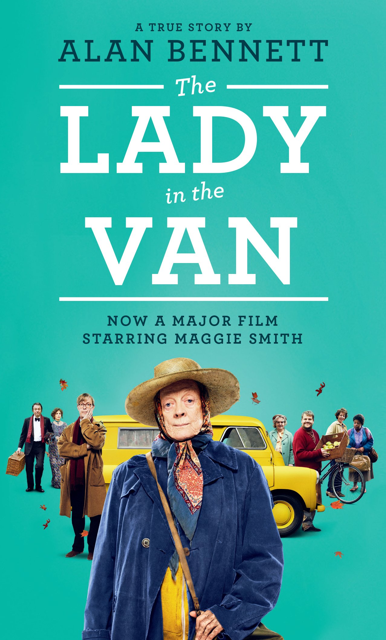 the lady in the van faber drama