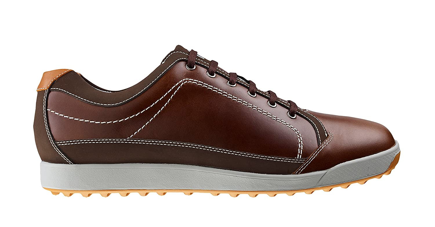 [フットジョイ] メンズContour Casual 11.5 D(M) US Brown / Orange B00L8F4O4O