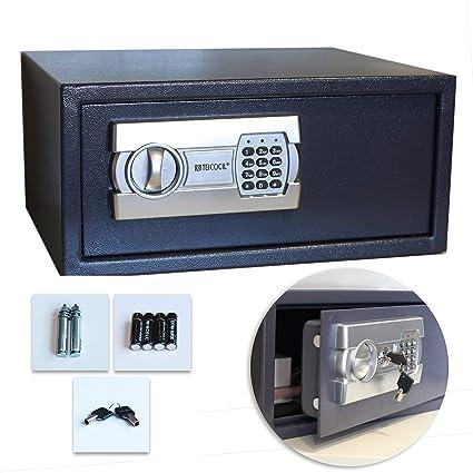 Caja fuerte digital para portátil, uso doméstico u oficina, para ...