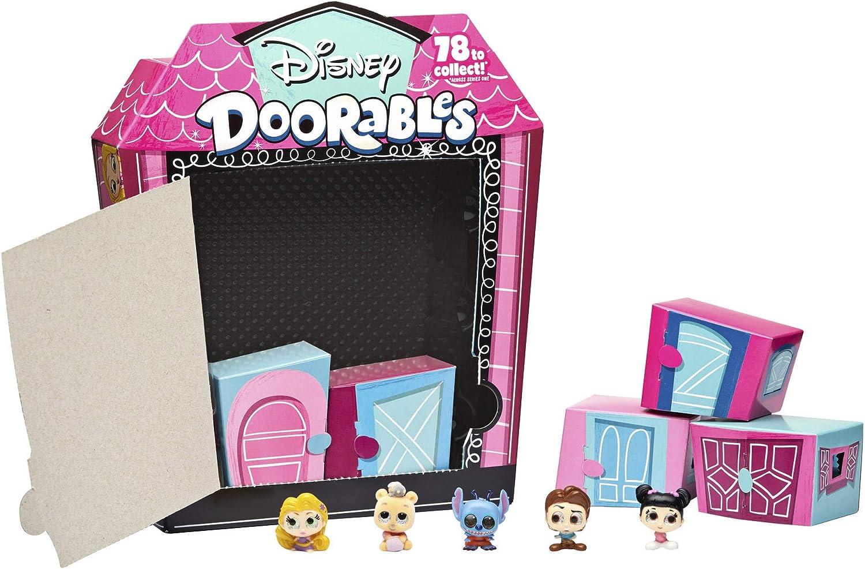 Multicolour Disney Doorables 69402 Multi Pack Figure Playset