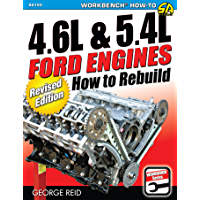 4.6L & 5.4L Ford Engines: How to Rebuild - Revised Edition (Workbench) (English Edition)