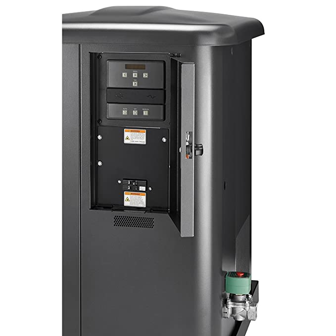 Best Whole House Generator :Briggs & Stratton 40445 8000-watt Home Standby Generator