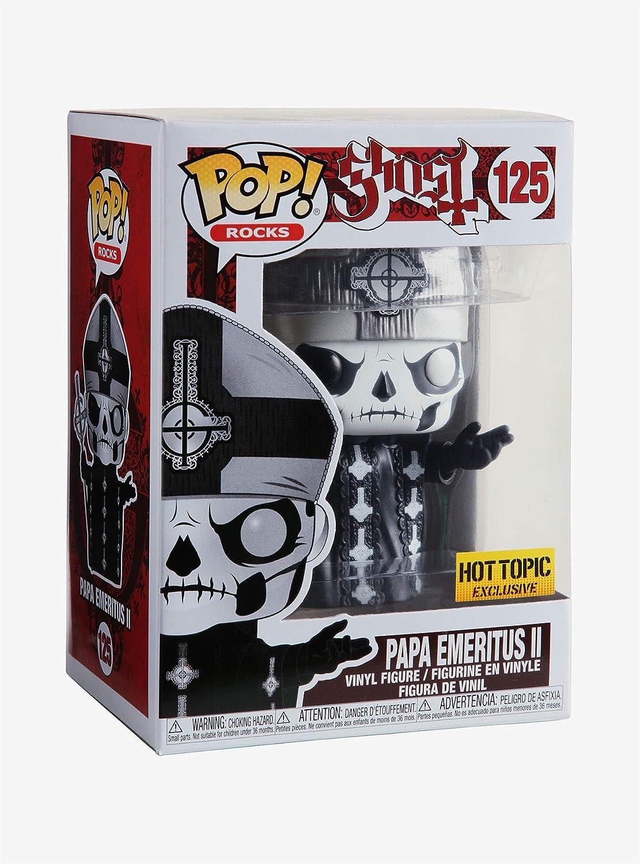 Funko Pop Rocks #169 Papa Nihil Ghost Hot Topic Exclusive