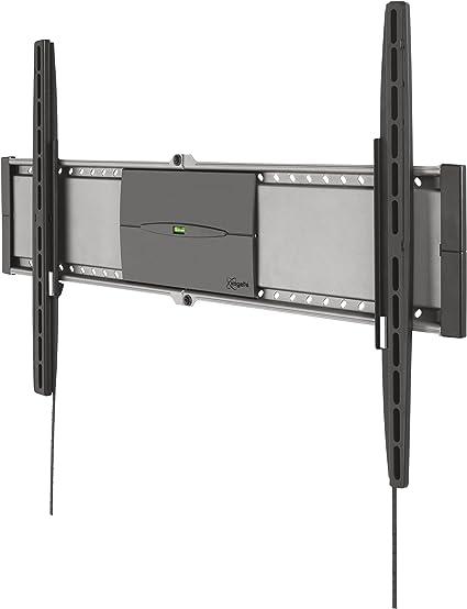 nero Vogels EFW 8305 Fisso e maggior peso Fino a VESA 800x450 mm Ultra forte supporto da Parete per TV molto grande max. 70 kg 102-203 cm, 40-80 Pollici