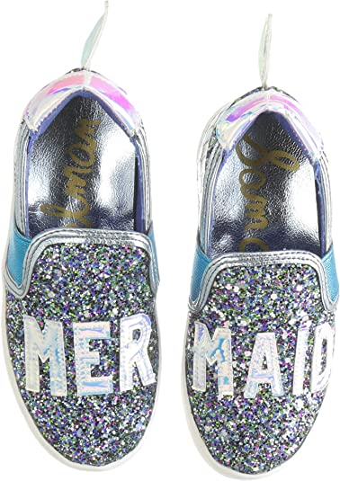9c2a836b1b9e9 Circus by Sam Edelman Kids Baby Girl s Blane Mermaid-T (Toddler) Blue 7