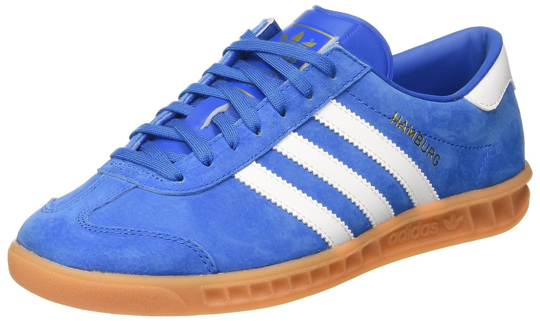 adidas Hamburg, Baskets Basses Mixte Adulte: Amazon.fr: Chaussures et Sacs