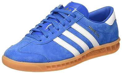 Sneaker HAMBURG von Adidas Originals in mint für Herren. Gr