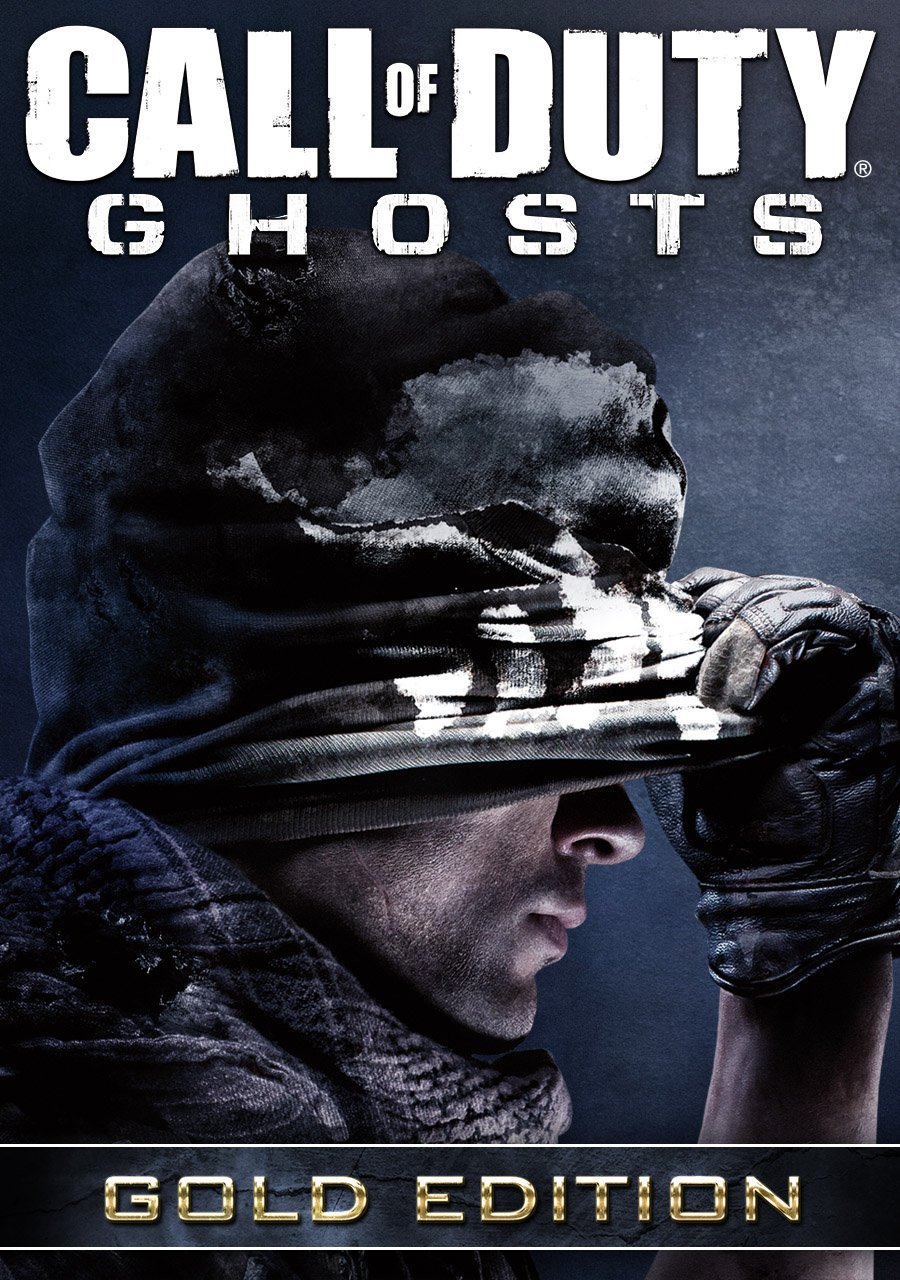 Amazon call of duty ghost gold edition online game code amazon call of duty ghost gold edition online game code video games sciox Image collections