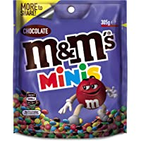M&M's Milk Chocolate Minis, Large Bag (305g)