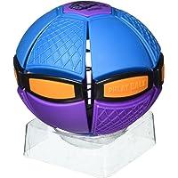 Goliath Junior color FX Phlat Ball, Azul/Púrpura