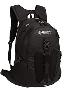 18bbba944 Amazon.com : Outdoor Products Quest Day Pack, Black : Sports & Outdoors