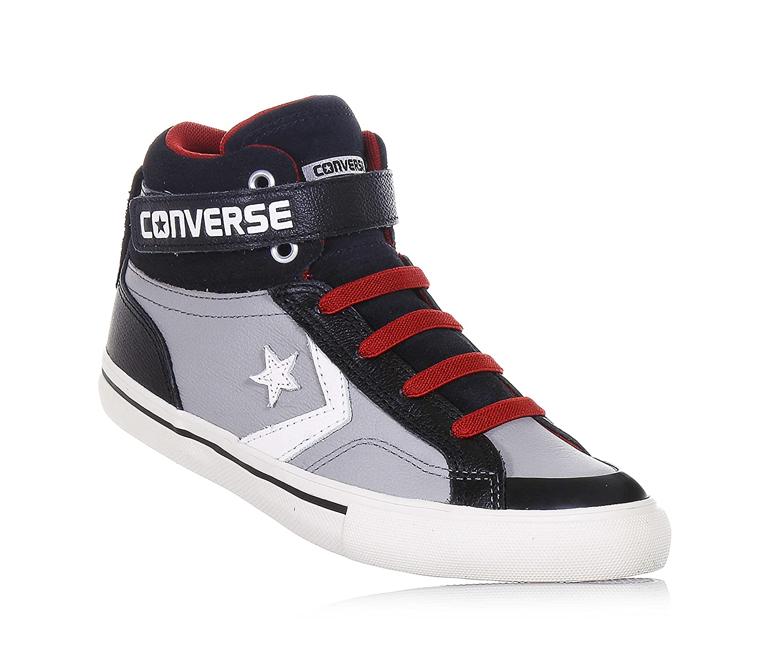 7d120b2c0970 CONVERSE 658884C PRO BLAZE SNEAKERS GREY BLACK 35  Amazon.co.uk  Shoes    Bags