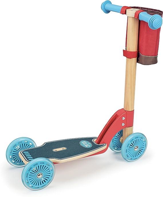 Amazon.com: Vilac Vilac1130 Wooden Scooter: Toys & Games
