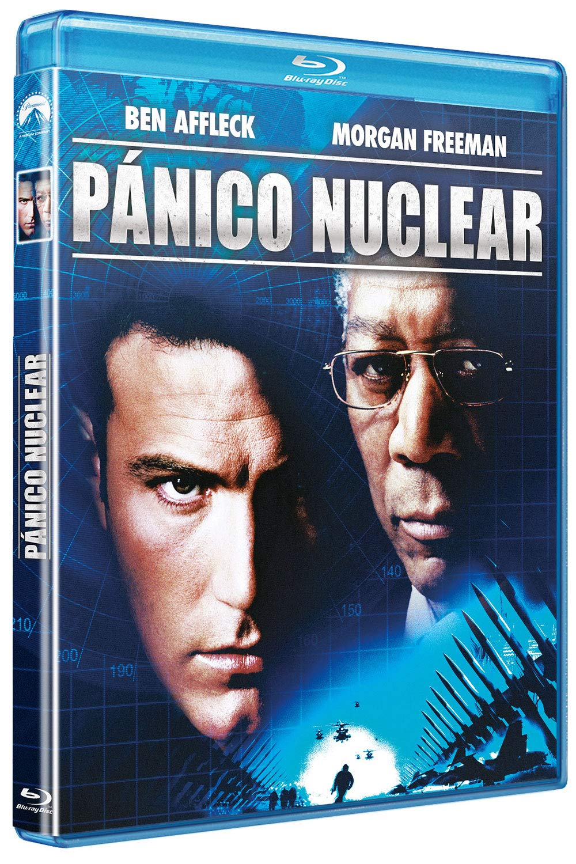 Pánico Nuclear [Blu-ray]: Amazon.es: Ben Affleck, Morgan ...