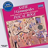 Satie: 3 Gymnopédies and Other Piano Works