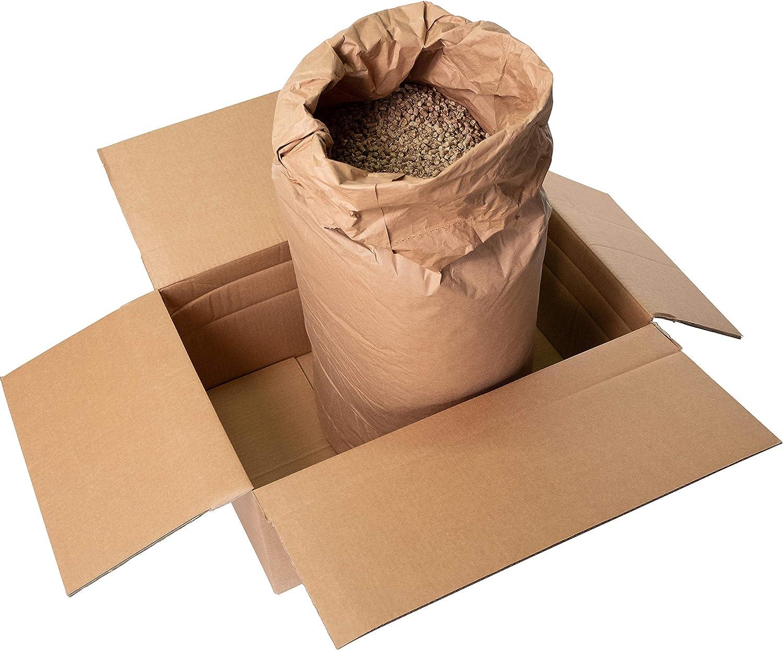 Jumbogras® - Pellets para esparcir Plantas de micanthus de Hierba de Elefante como Animales Grandes y Caballos, en Lugar de Paja y virutas de Sierra, para Cajas limpias.