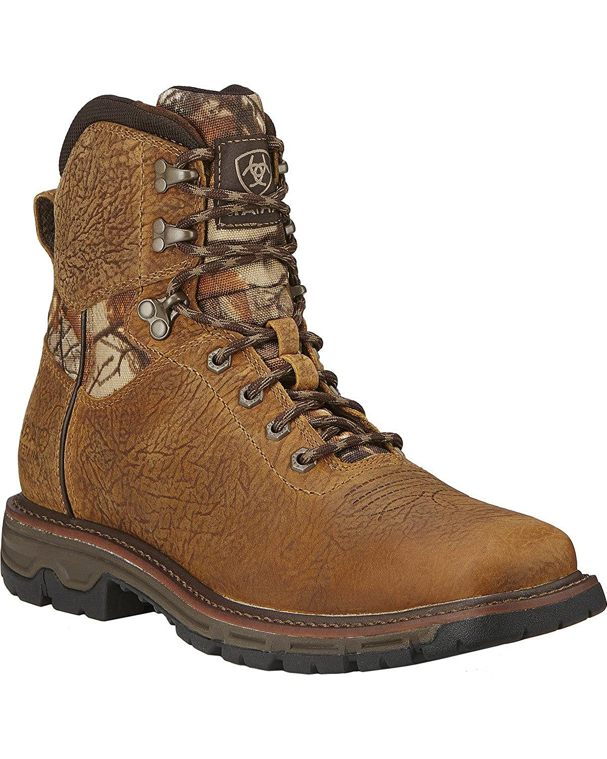 Ariat Mens Conquest 6 inch H2O Hunt CONQUEST_6_WP_M_FOO