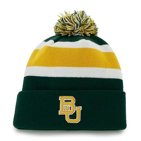 half off 2f47d e1b5f denmark 47 ncaa baylor bears breakaway cuff knit hat one size dark green  64e78 4e836