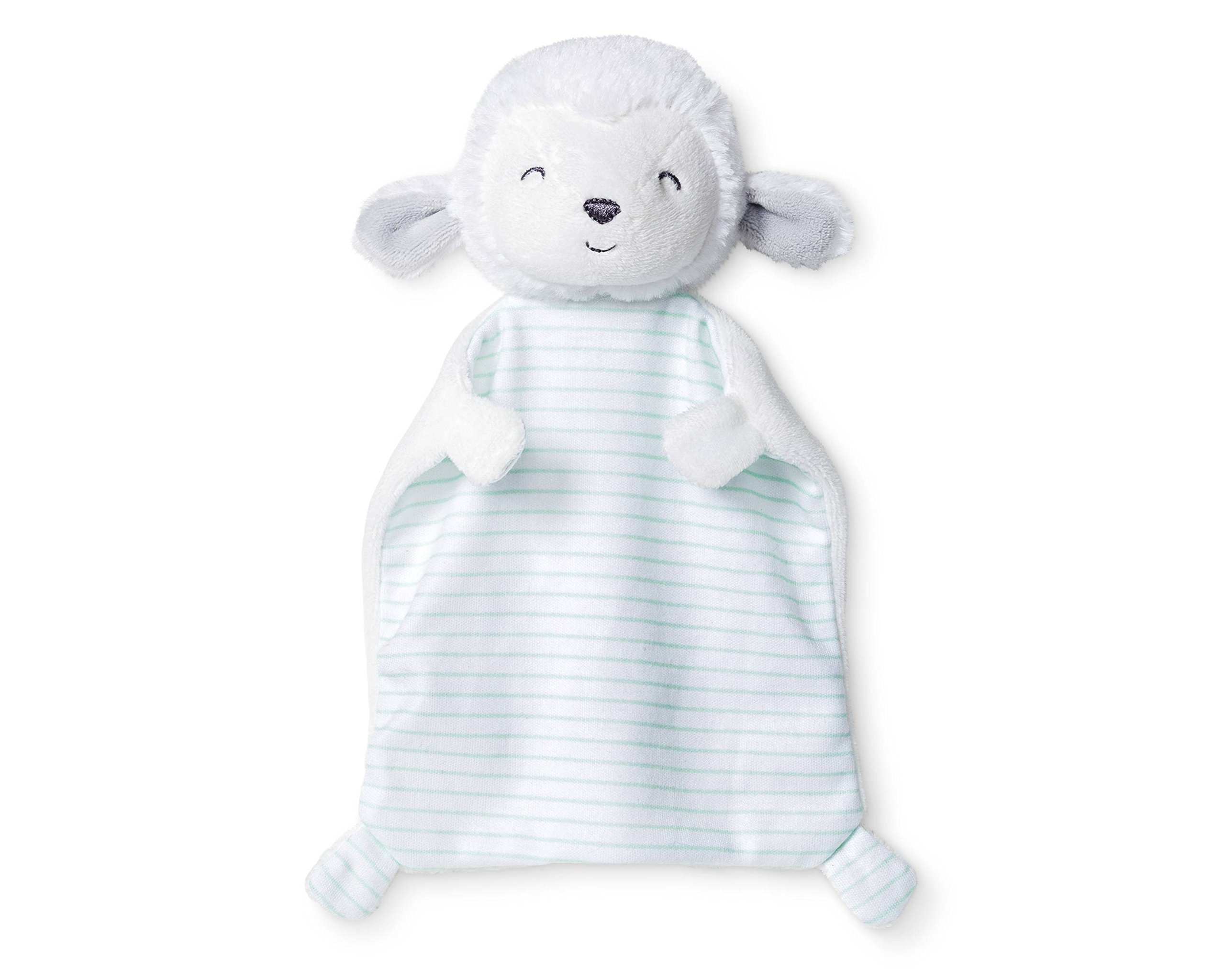 Precious Firsts Made by Carter's - BABYS LAMB LOVEY