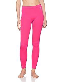 Odlo Womens Long John Warm Pantaloni