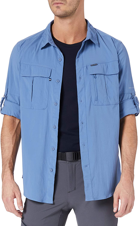 Columbia Newton Ridge - Camisa de manga larga Hombre