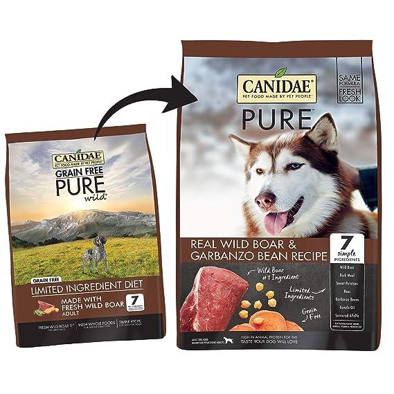 Canidae Pure Grano seco Perro Alimentos: Amazon.es ...