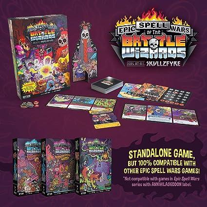 Cryptozoic Entertainment - Juego de Mesa, de 3 a 6 Jugadores (CZE-01287) (Importado): Amazon.es: Juguetes y juegos