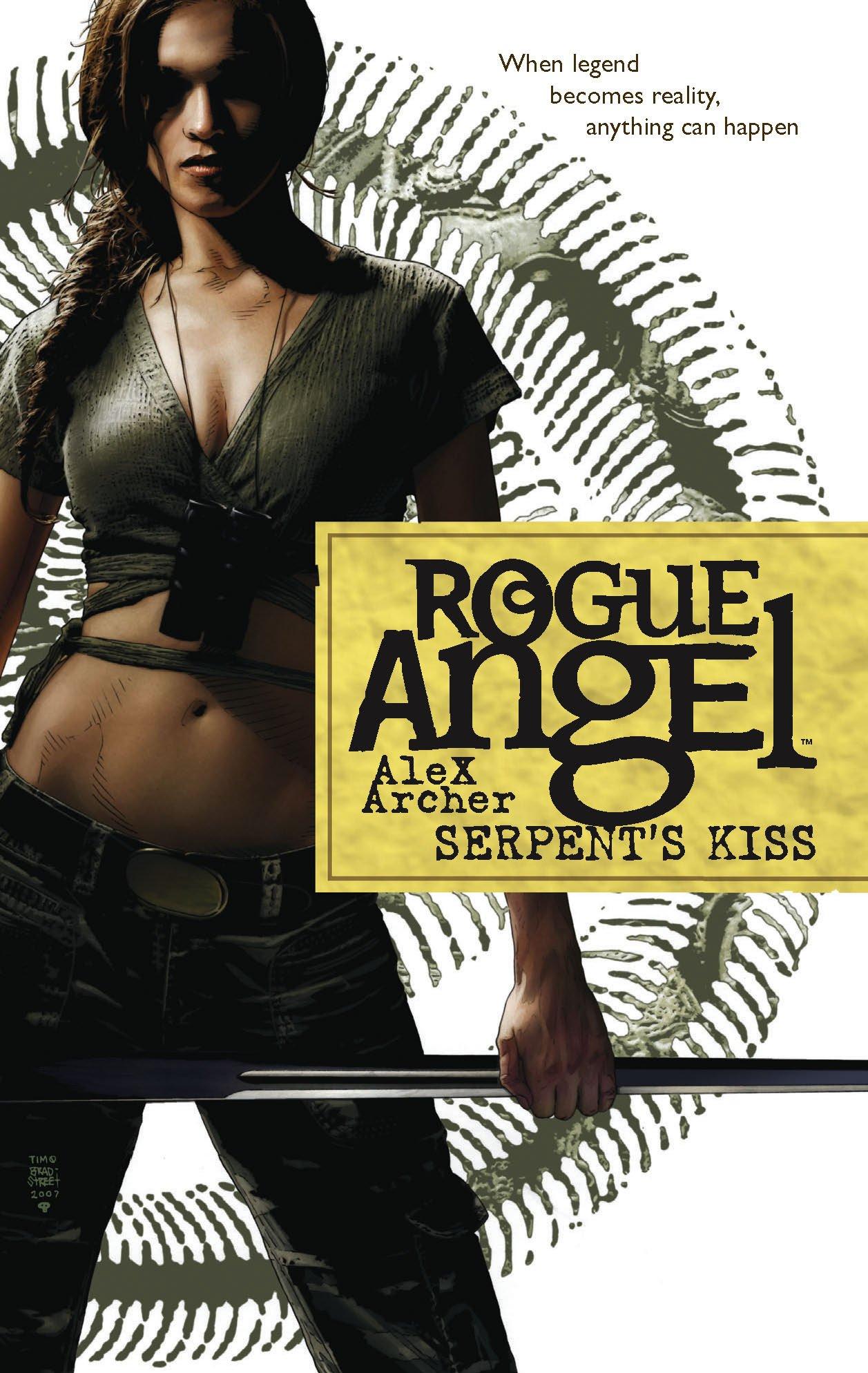 Serpent's Kiss (Rogue Angel) pdf epub