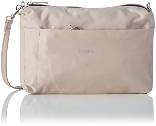 eaaacc19df Picard Switchbag - Borse a tracolla Donna, Bianco Sporco (Perle), 3x15x20 cm
