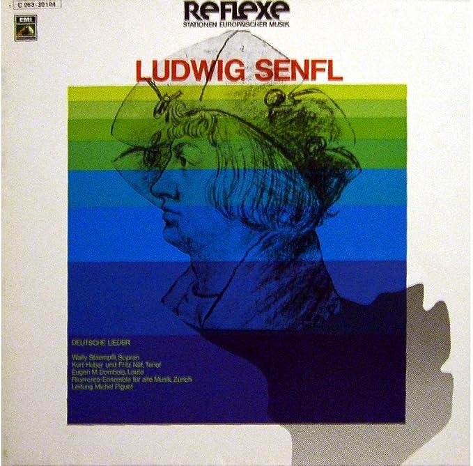 Zurich Michel Piguet Ludwig Senfl Ricercare Ensemble Fur Alte