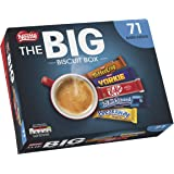 NESTLÉ De Big Biscuit Box, Chocolade Biscuit Bars, Halloween Party Bag Fillers x71
