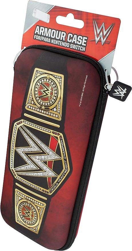 FR·TEC - WWE Funda Rígida para Nintendo Switch: Amazon.es: Videojuegos