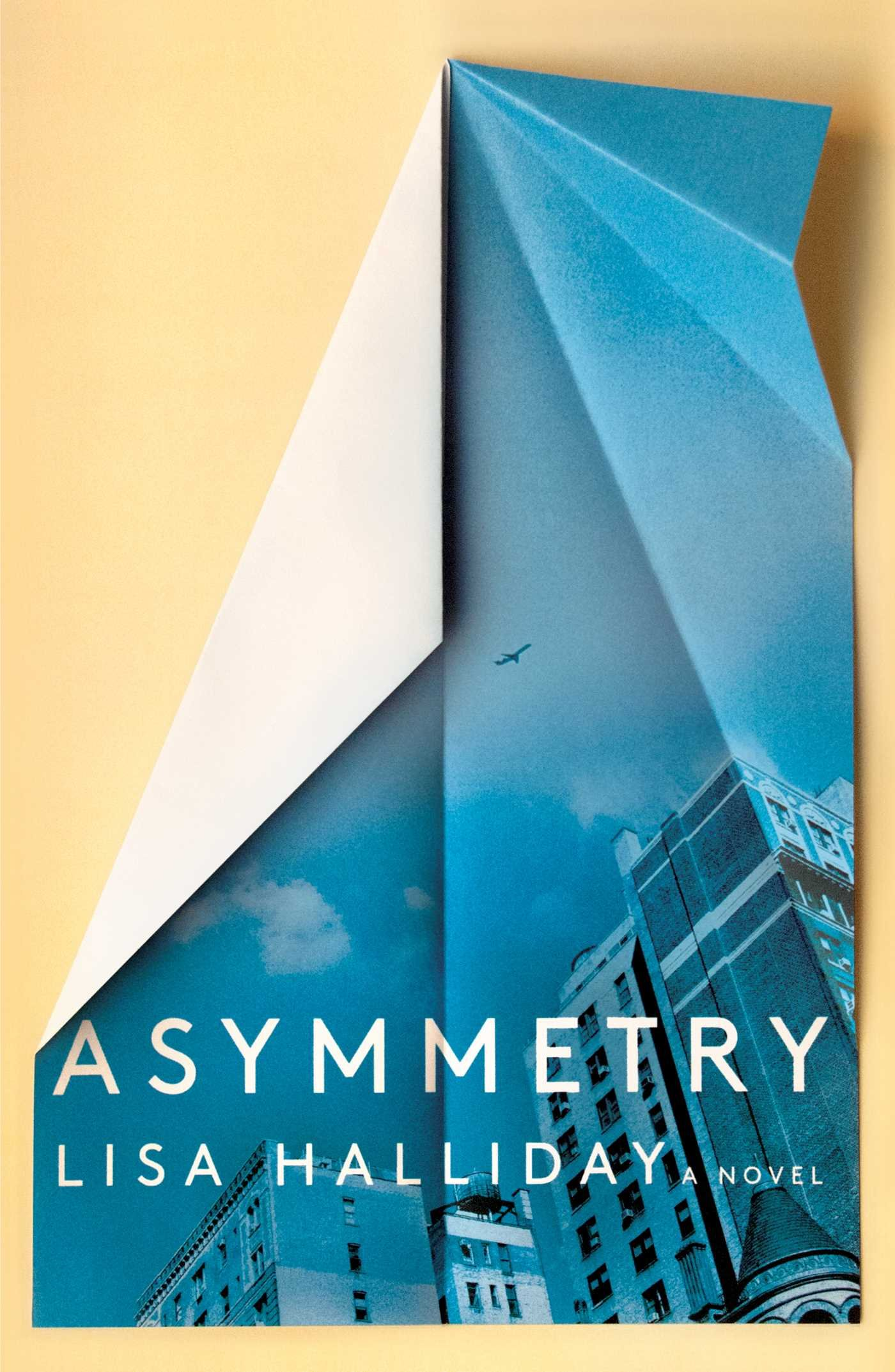 Image result for asymmetry by lisa halliday
