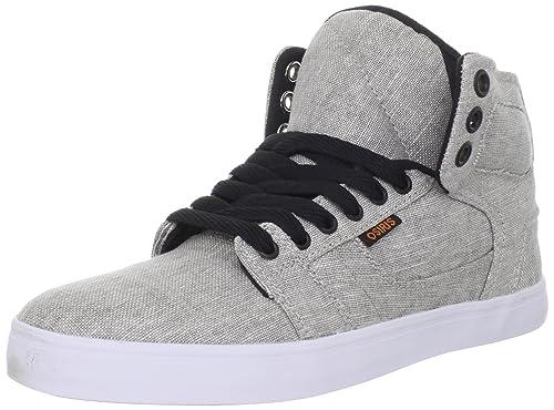 Osiris Effect - Zapatillas de Skateboarding de Otra Piel Hombre, gris (gris), 44: Amazon.es: Zapatos y complementos
