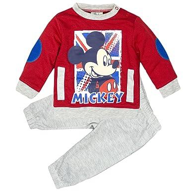 Disney Baby Boy Mickey Mouse Outfit Set, Chándal Nueva Colección ...
