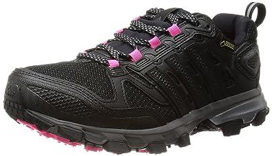 on sale f7d8f 1cc47 adidas Womens Trail Running Shoes Black Black