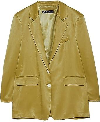 Zara 8321/631/515 - Blazer con Botones para Mujer (Acabado ...
