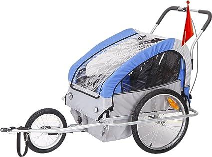 Fahrradanhanger 2 Kinder Gunstig Kaufen Ebay