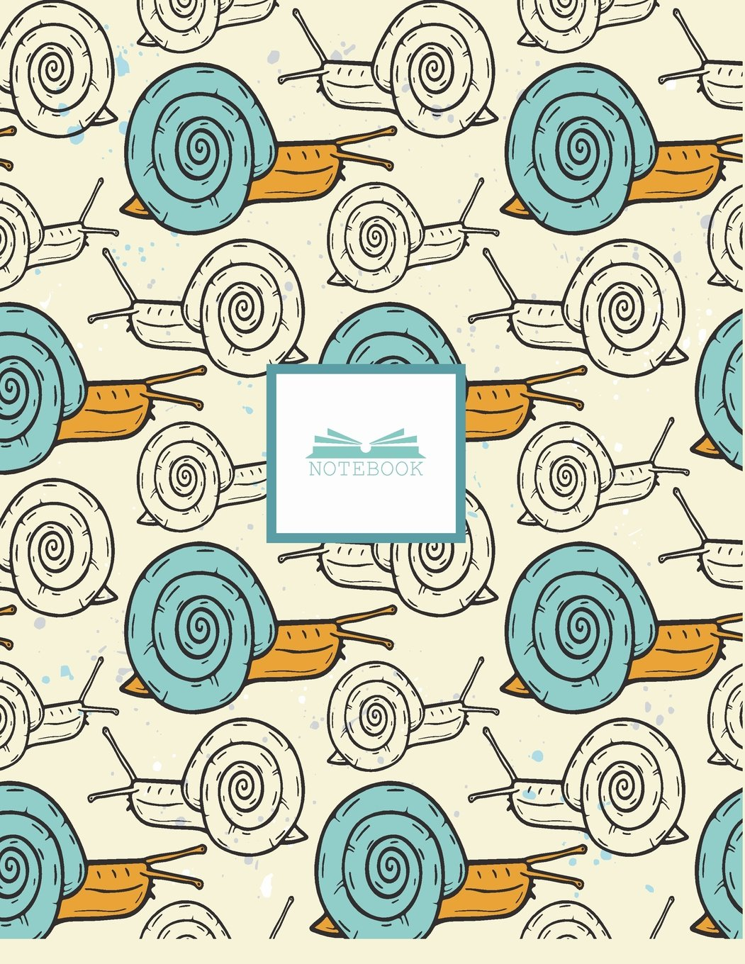 Download Notebook: Snail cover and Dot pages, Extra large (8.5 x 11) inches, 110 pages, notebooks and journals (Snail notebook,with Dot pages, Extra large (8.5 x 11) inches, 110 pages) (Volume 41) pdf