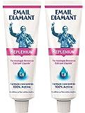 Email Diamant - Dentifrice Replenium - 75 ml - Lot de 2