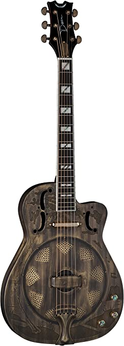 Dean RESCEHB - Guitarra con resonador: Amazon.es: Instrumentos ...