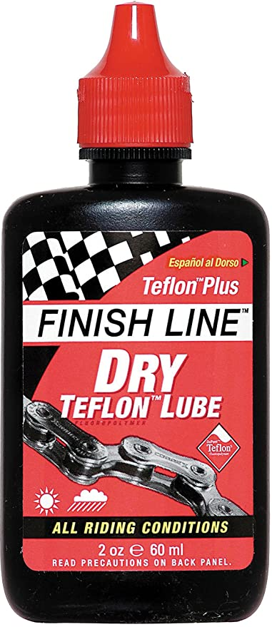 Finish Line Línea de Meta lubricante para Cadena de Bicicleta de ...