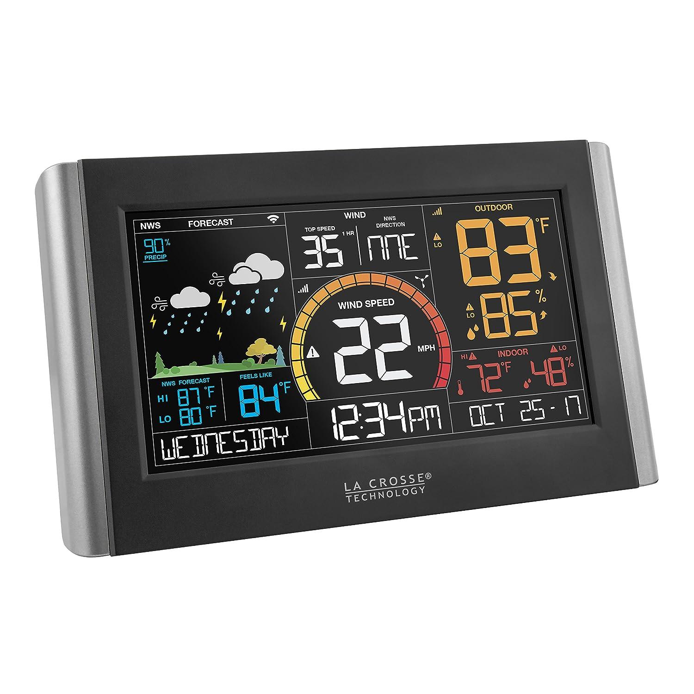 La Crosse Technology  V21-WTH Wireless Wi-Fi Weather Station
