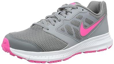 Nike Wmns Downshifter 7, Damen Traillaufschuhe, Schwarz (Black/White 010), 44 EU
