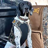 Browning Camo Neoprene Dog Vest | Realtree MAX-5